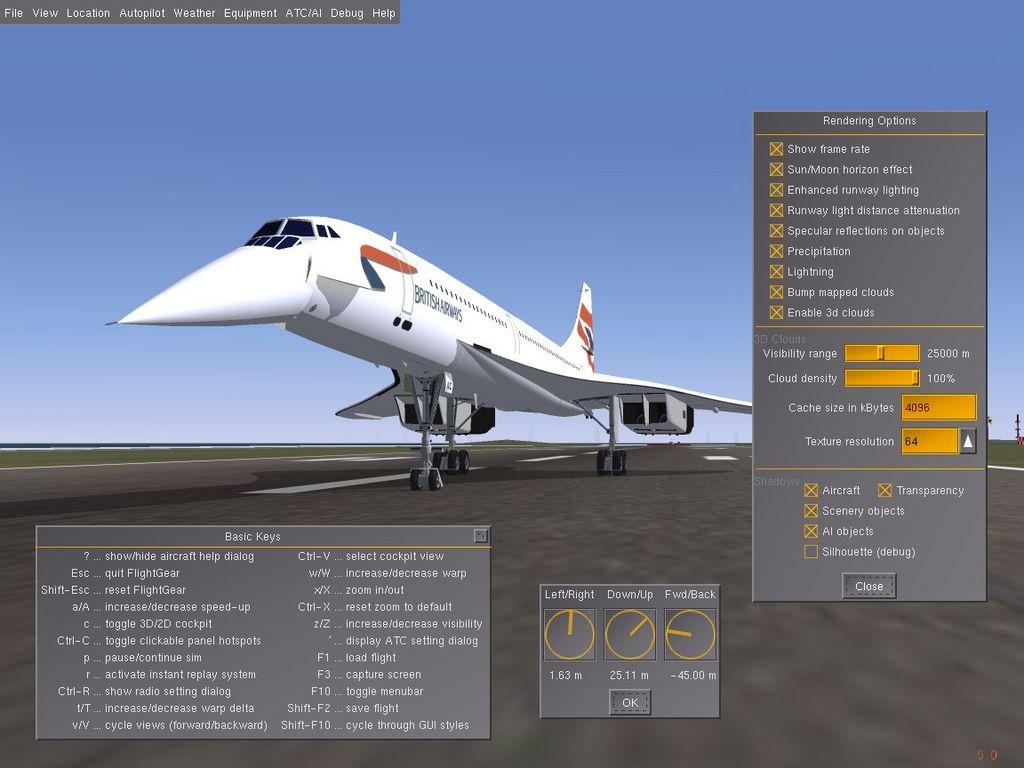 Simulador de vuelo gratis