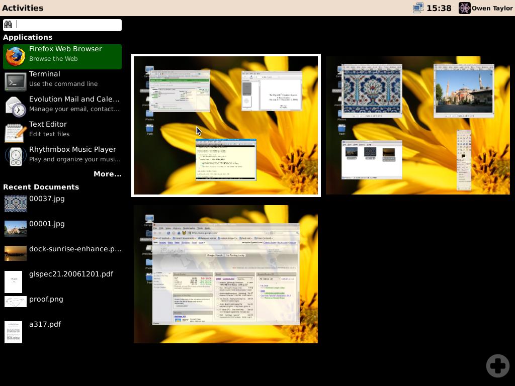 http://linux.softpedia.com/screenshots/GNOME-Shell_3.png