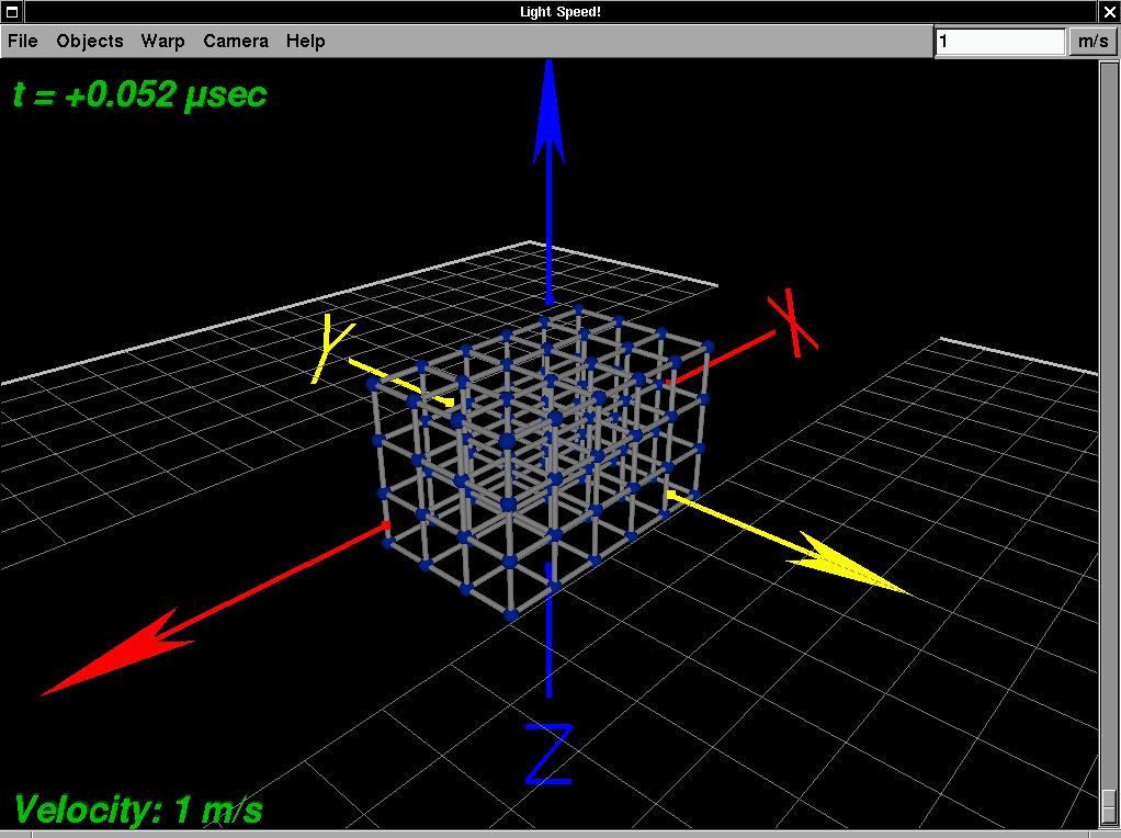 Light Speed! screenshot 1