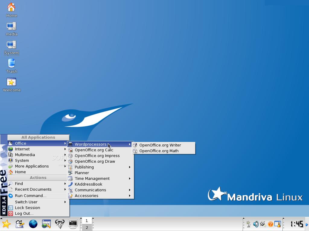 حصريا علي بوابة دماس Mandriva Linux 2008 وبروابط مباشرة
