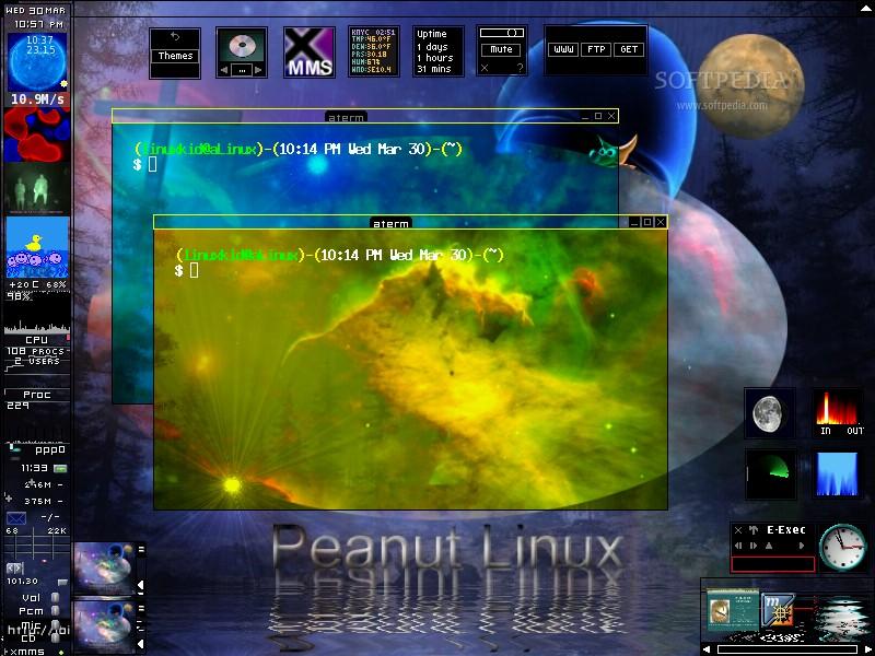 ������������ ����������� ������������ ���� ����� Peanut-Linux_2.jpg