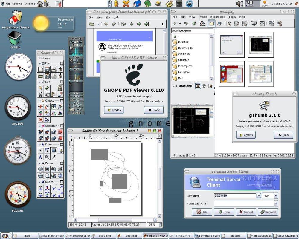 Slackware - Linux Slackware_2