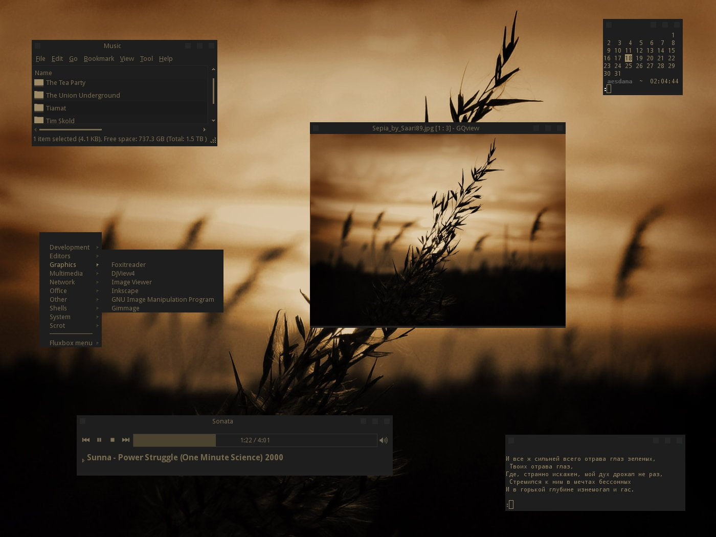 Nice collection of themes for Gnome and Ubuntu-September2009-