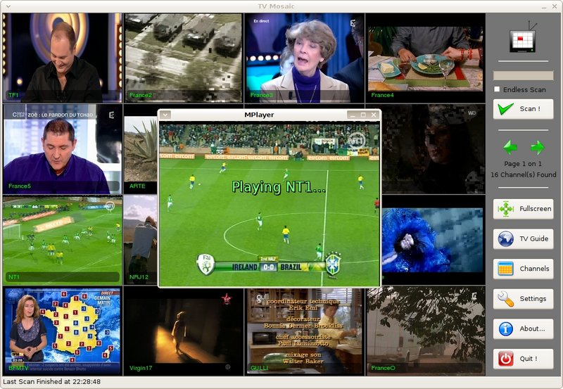 TV Mosaic 0 4 0