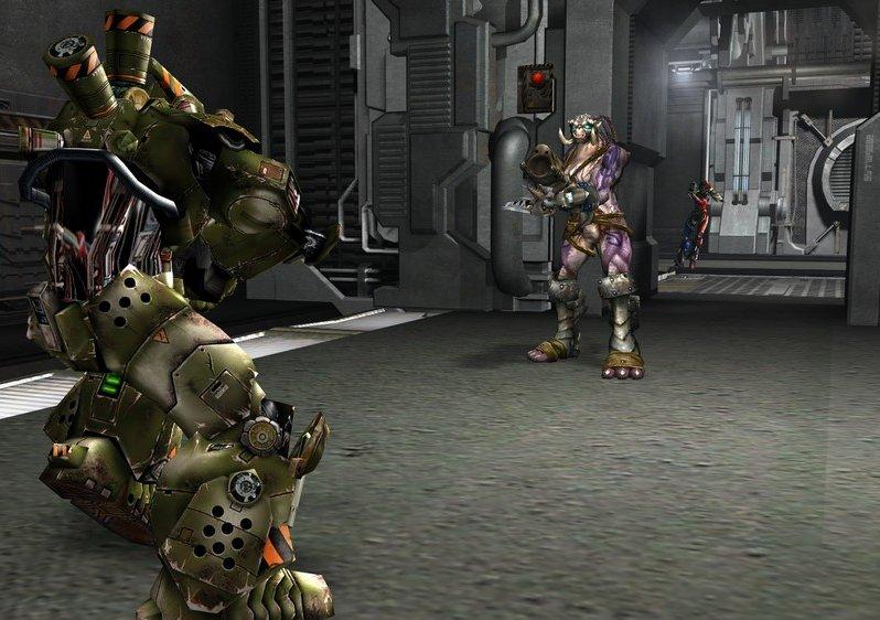 Unreal Tournament screen shot